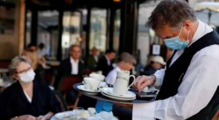 French restaurants, cafes reopen after COVID-19 lockdown