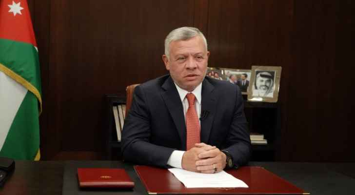 King: Jordan's pharmaceutical sector ready to mass-produce COVID-19 vaccine for region