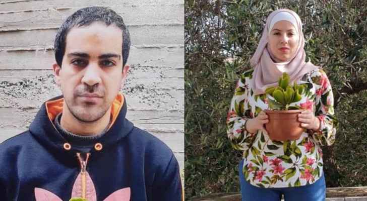 #The_flower_of_Eyad: Social media users express solidarity with autistic Eyad Hallaq
