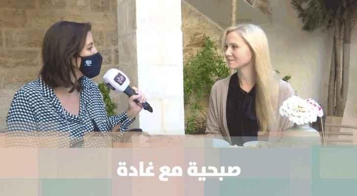 Mummy in Amman: A breakfast chat with Rachel