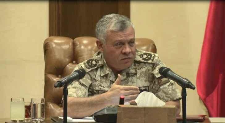 King congratulates Jordanians on Army Day, Great Arab Revolt anniversary