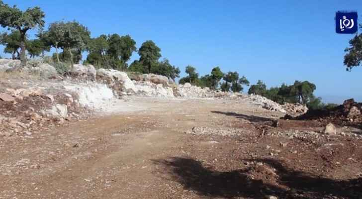 First phase of Ajloun teleferique project finalized