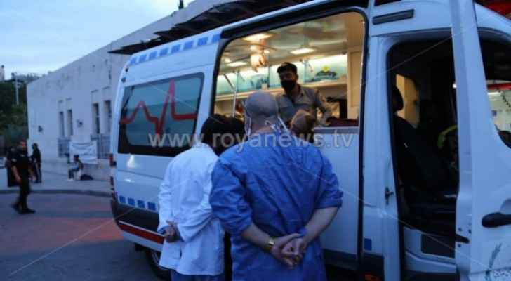 Infected person in Alwehdat contracted virus from cleaner at Al-Bashir Hospital