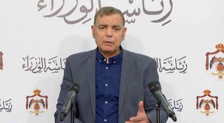 Minister of Health Saad Jaber