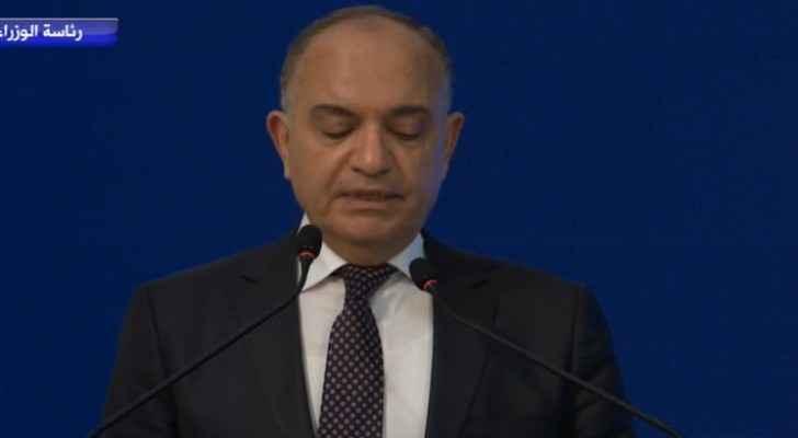 Government spokesman: Jordan at moderate risk level