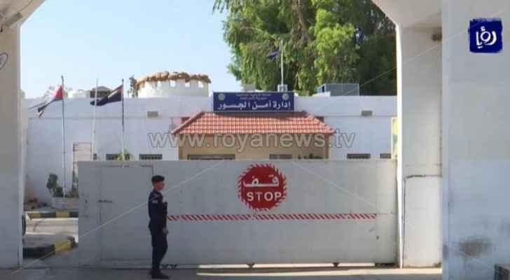 180 Jordanians repatriated from Palestine arrive in Jordan