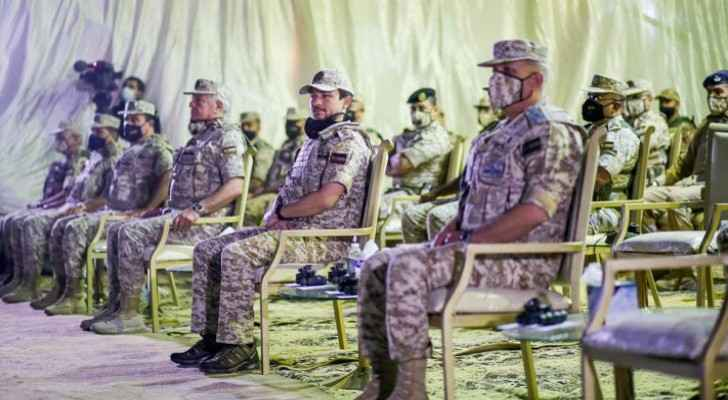 Deputizing for King, Crown Prince attends tactical aviation courses graduation