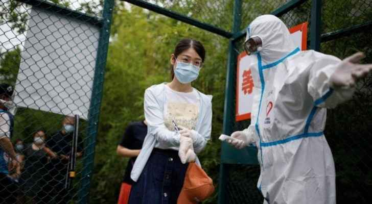 China records 19 new coronavirus cases
