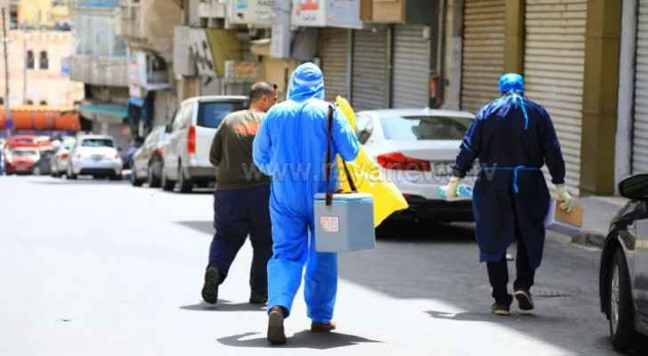 Jordan records 18 new COVID-19 cases, including 5 in Amman