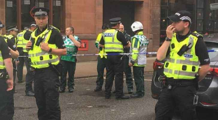 Glasgow attacker identity revealed by police