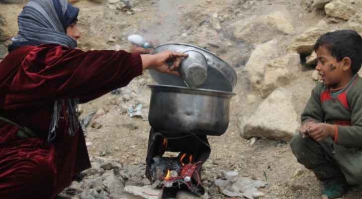 Syrians go hungry amid coronavirus crisis and economic collapse