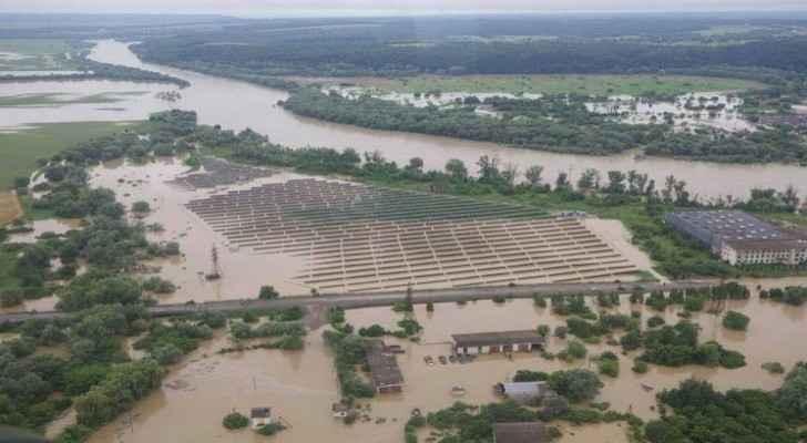 Torrential rain kills 12 people in China