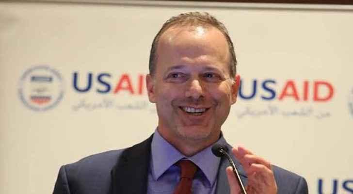 USAID Mission Director bids farewell to Jordan