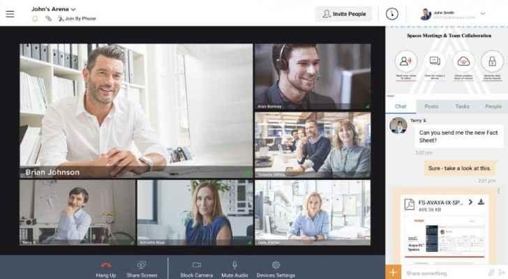 Orange Jordan, Avaya partner to provide remote-working solution 'Avaya Spaces'