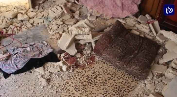 Syrian woman dies after home collapses in Mafraq
