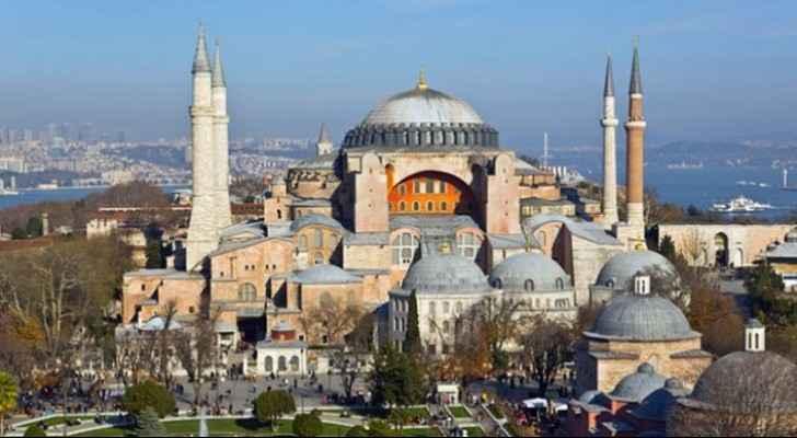 Turkey's Hagia Sophia to open for Friday prayers on July 24