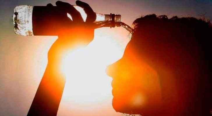 Heatwave scheduled to hit Jordan on Tuesday