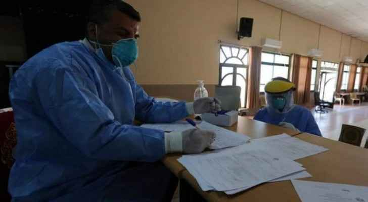 Hundreds of COVID-19 cases reported in Palestine in 24 hours