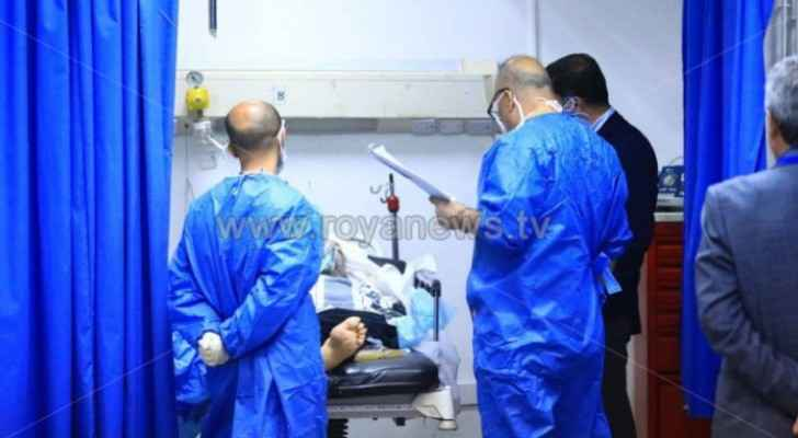 Three new COVID-19 cases recorded among Jordanian arrivals