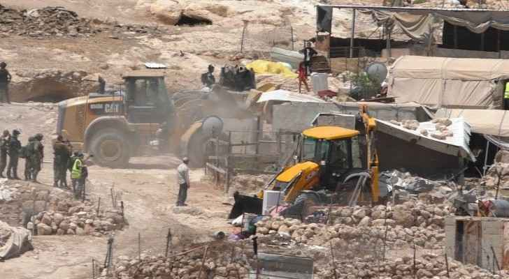 Israeli occupation demolishes coronavirus response centre in Palestine