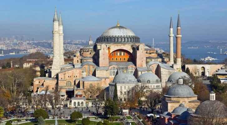 Hagia Sophia prayers spark further tension between Greece and Turkey