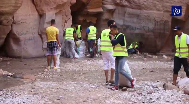 'Leave Your Mark' tourism campaign launched at Wadi Numeira