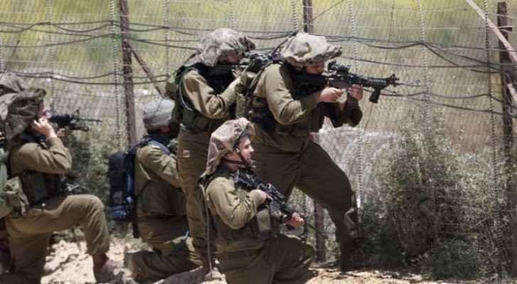 Security incident near Lebanese border