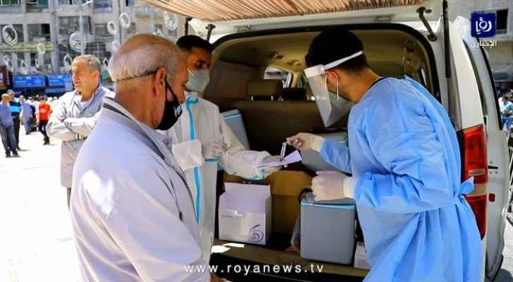 Jordan confirms 8 new COVID-19 cases, all from abroad