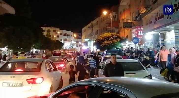 Curfew reduced by one hour for Eid Al-Adha in Jordan