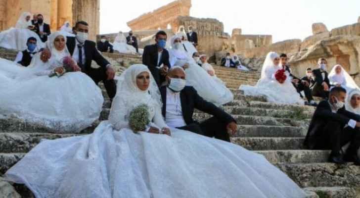 Lebanon reimplements lockdown and bans weddings