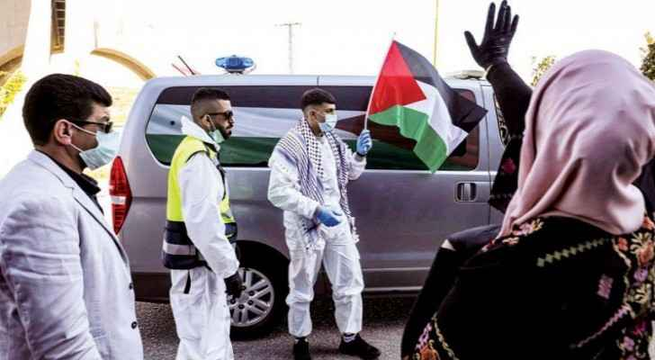 Palestine confirms new record high in recovery COVID-19 cases