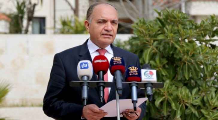 Adaileh: Jordanian airports will remain open to receive citizens and allow non-Jordanians to leave