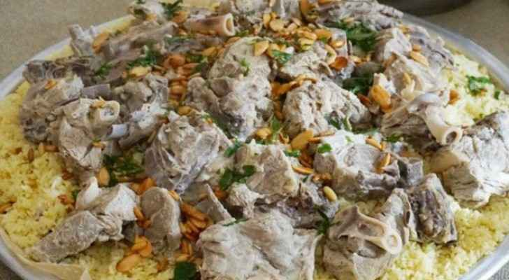 Five people poisoned after eating homemade Mansaf in Irbid