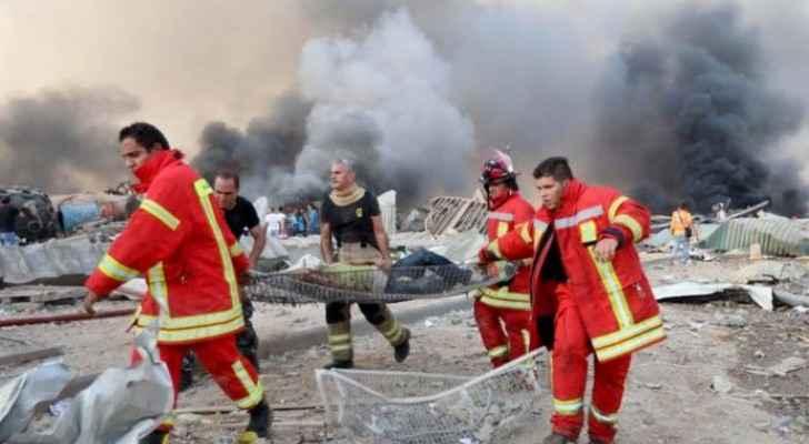 VIDEO: Death toll surpasses 100 as international aid is flown in following blast in Beirut