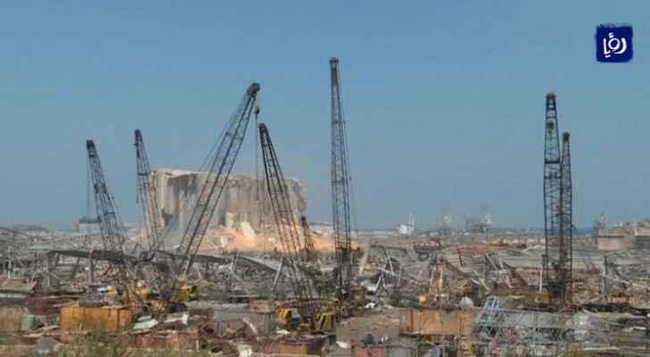 VIDEO: Catastrophic losses for Lebanon's economy following blast