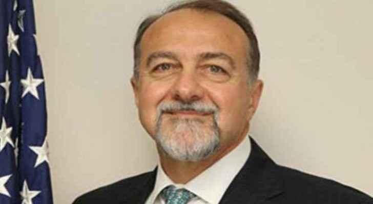 Henry T Wooster new US Ambassador to Jordan