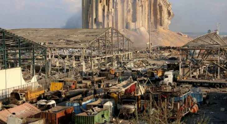 Beirut port blast victims named