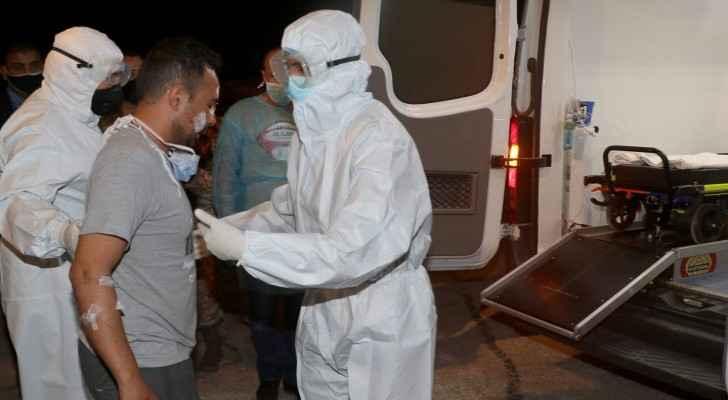 Jordanian man recounts moment of Beirut blast