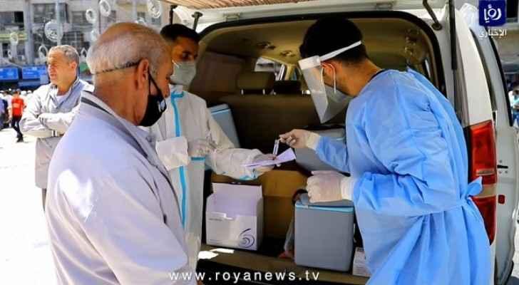 Irbid health authorities test 1,238 amid new COVID-19 cases