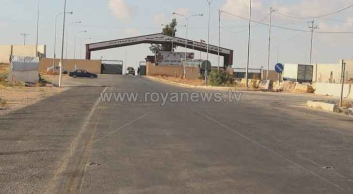 Jaber Border Crossing into Syria closes from Thursday