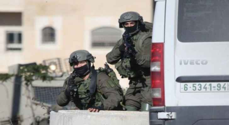Two Palestinians shot by Israeli occupation forces