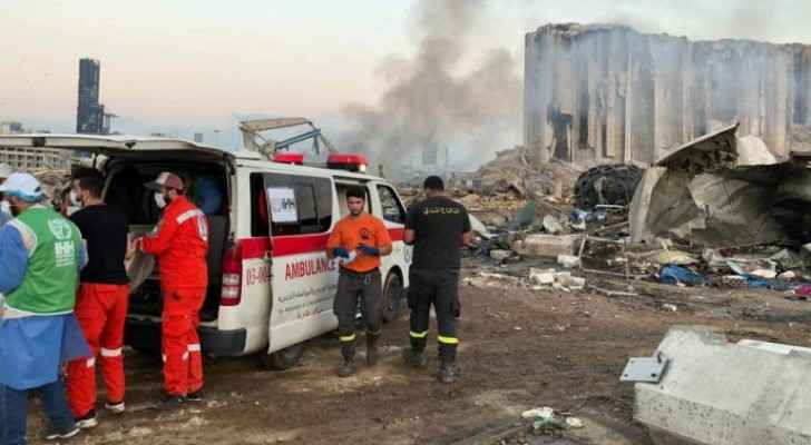 Beirut blast death toll reaches 179