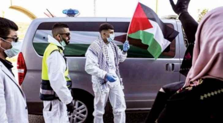 Palestine confirms 456 new COVID-19 cases