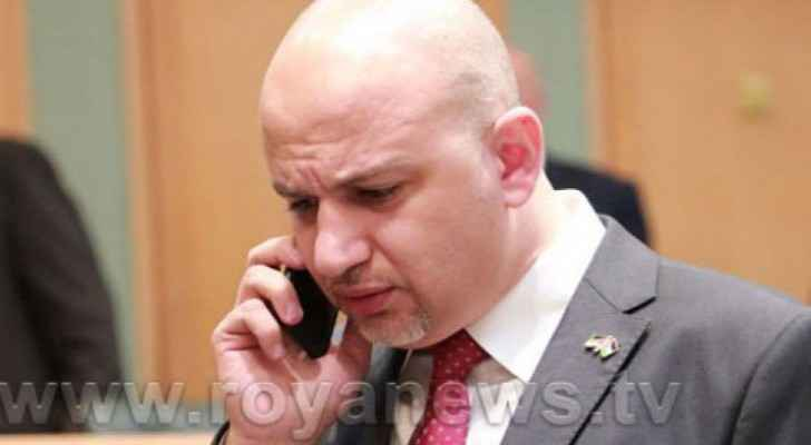 Jordanian Minister exposed to COVID-19 case still attending government meetings