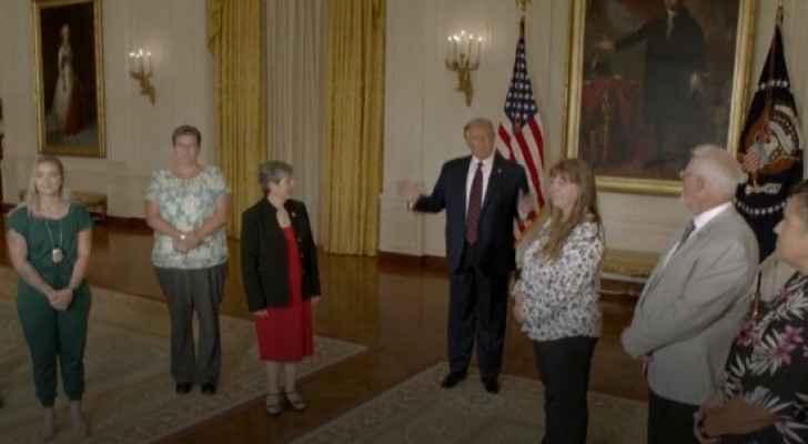 Republican convention endorses Trump and says Biden would ruin America