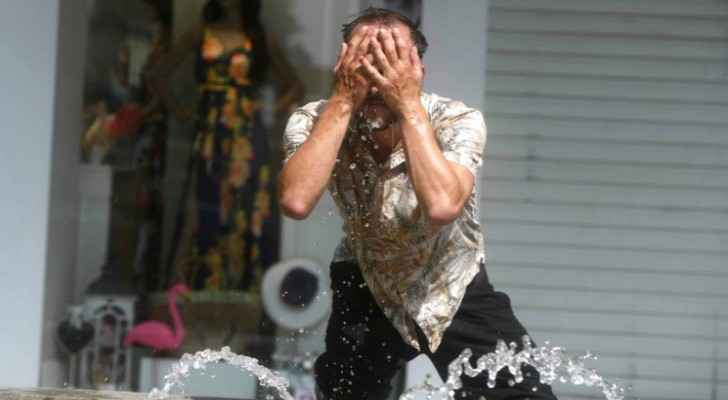 Important advice addressing upcoming heatwave in Jordan