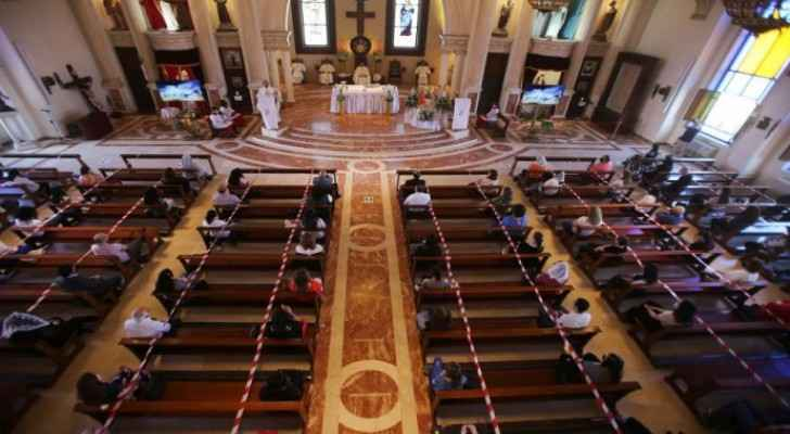 Sunday mass to be suspended across churches in Amman