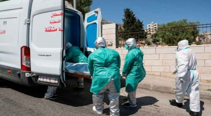 Three deaths, 719 new COVID-19 cases in Palestine