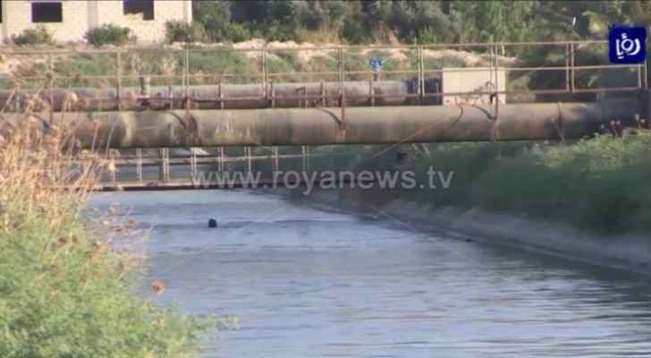 Body recovered from irrigation pool in northern Jordan Valley