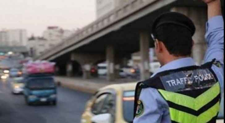 Traffic department dealt with 1,750 violations